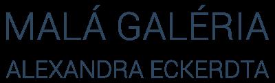 Alexander Eckerdt Logo